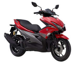 NVX 155 ABS RED 2